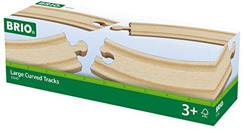 Brio Train Tracks (BRIO Curved Track)