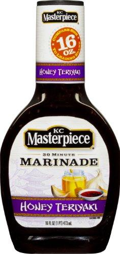 KC Masterpiece Marinade Honey Teriyaki Pepper Steak Stir Fry