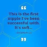 Enfamil Standard Flow Soft Nipples, Latex-Free