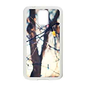Make Your Own Photos Cover Case for SamSung Galaxy S5 I9600 Phone Case - Winter is coming HX-MI-089870