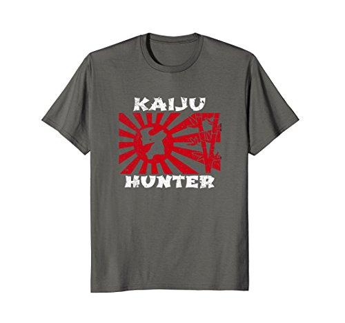 KAIJU HUNTER shirt pacific ocean japanese monster creature