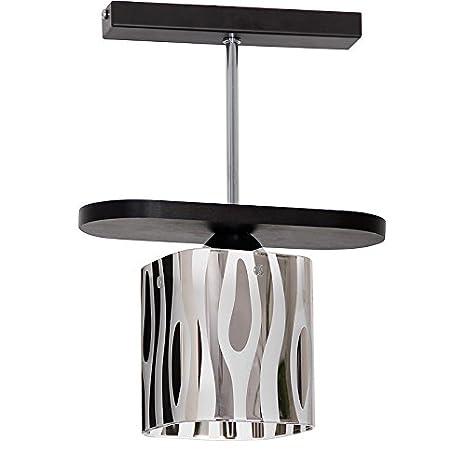 Kaiser-Handel lámpara de techo LED (E27), diseño Valencia 2: Amazon.es: Hogar