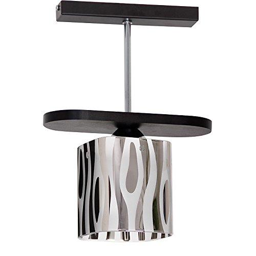 Kaiser-Handel lámpara de techo LED (E27), diseño Valencia 2 ...