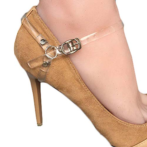 de los Correas Tacones cordones Accesorios Decoraci de zapatos de altos Paradise antideslizante las calzado mujeres Cinturones Wukong P47R8xnq5