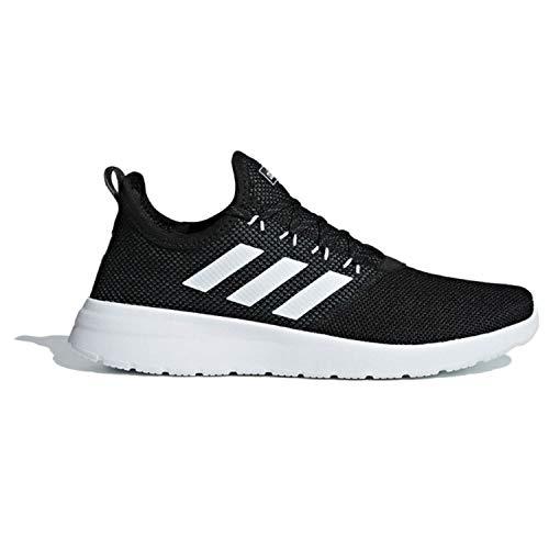 adidas Men's Lite Racer RBN Sneaker, Black/White/Grey, 13 M US