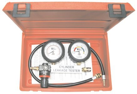 Twin Gauge Cylinder Leakage Tester