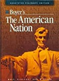 Boyer's the American Nation, Paul Boyer, 0030507898
