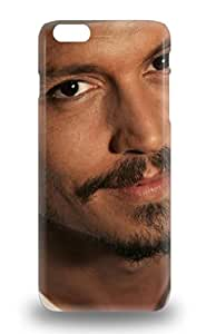 Iphone 6 Plus Case Bumper Tpu Skin Cover For Johnny Depp American Male John Christopher Depp Benny And Joon Accessories
