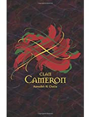 Clan Cameron Family History Research Journal: Record your Ancestry and Genealogy findings in this Scottish Clans and Tartans Notebook