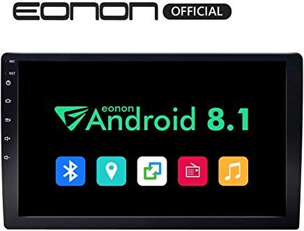 Learn More About 2019 Double Din Car Stereo,Android 8.1 Car Radio Stereo Audio Eonon 10.1 Inch Doubl...