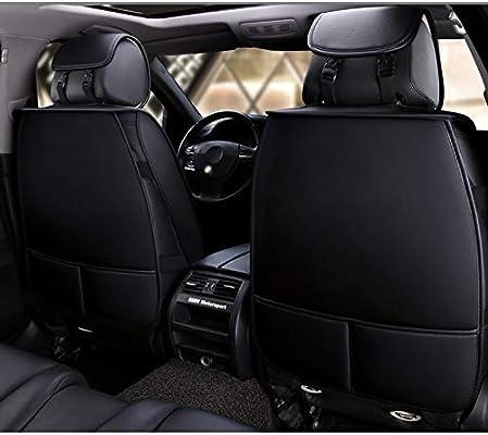 Sitzbezüge Sitzbezug Schonbezüge für Ford Puma Schwarz Modern MG-1 Komplettset