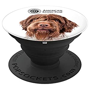 AKC Wirehaired Pointing Griffon Photo PopSocket 8
