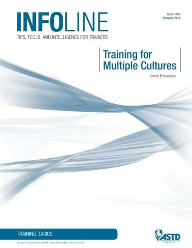 Training for Multiple Cultures (Infoline ASTD)