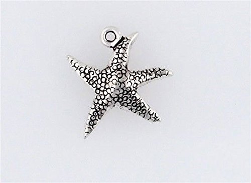 fish Charm Jewelry Making Supply, Pendant, Charms, Bracelet, DIY Crafting by Wholesale Charms ()
