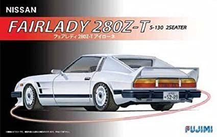 1/24 Nissan Fairlady 280Z T S130 2 Seater Sports Car