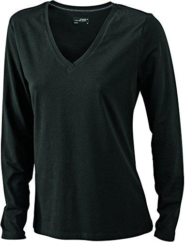 Manga para el y larga mujer Jersey Camiseta suave q8dpEq