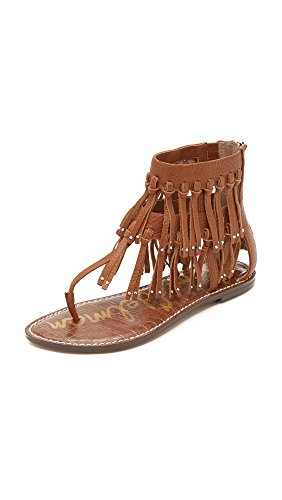 Sam Soft Griffen Saddle Gladiator Women's Sandal Edelman 1w6qxErX1