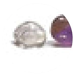 alfombrilla de ratón Fila de los cristales de Chakra - ronda - 20cm