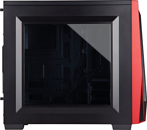 Corsair Carbide SPEC-04 Mid-Tower Gaming Case- Red by Corsair (Image #3)