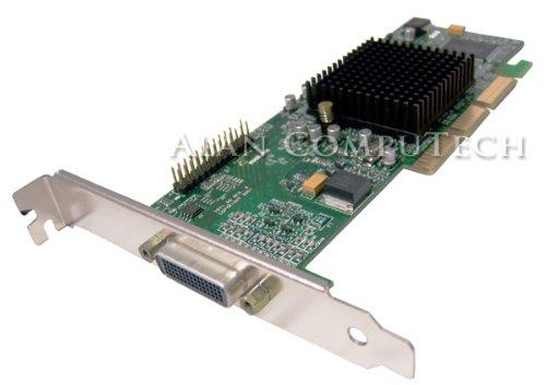 Matrox - Matrox G550 32MB AGP Video Card G55MADDL32DR Long Bracket 7071-00 Rev.A