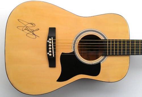 Autograph Pros Slash - Guitarra acústica firmada con Pistolas N ...