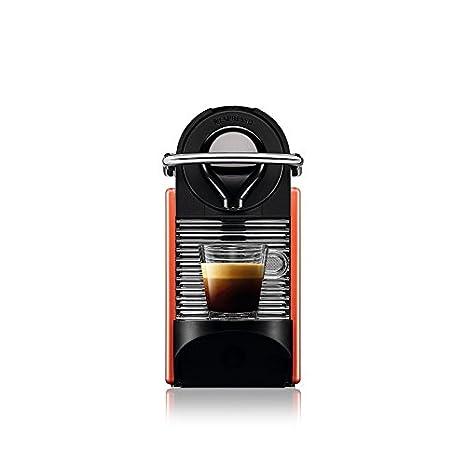 GCCI Máquina Automática Europea Del Café de la Cápsula Casera,rojo: Amazon.es: Hogar