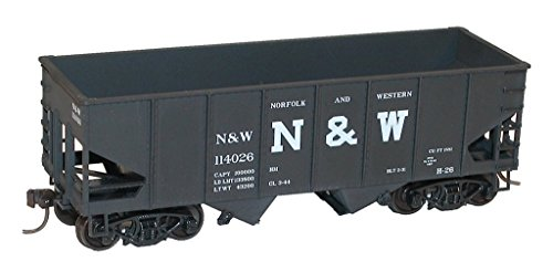 Accurail Model Trains USRA Twin Hopper Norfolk & Western (HO) Single Car