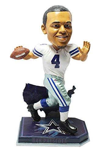 FOCO Dallas Cowboys Prescott D. #4 Nation Bobble by FOCO