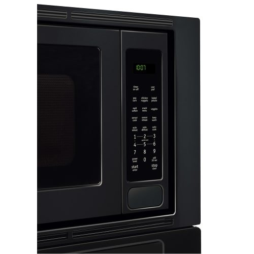"Frigidaire FGMC3065PB Gallery 30"" Wide Microwave Combination Oven with 4.6 cu. ft. Oven Capacity True Convection System Express-Select Controls 16"" Turntable 10 Power Levels in"