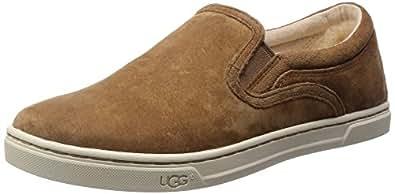 Amazon Com Ugg Women S Fierce Chestnut Sneaker 6 B M