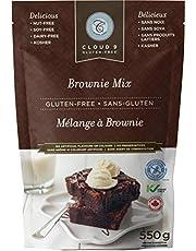 Cloud 9 Gluten-Free Brownie Mix   550 g