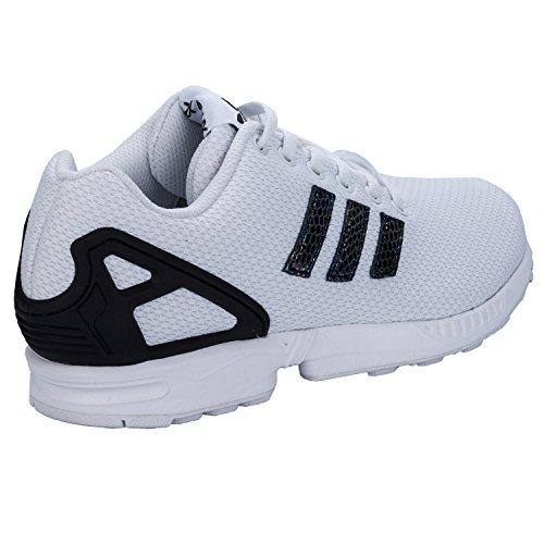 adidas , Jungen Gymnastikschuhe weiß Bianco