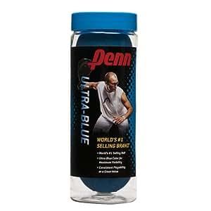 Penn Ultra-Blue Racquetball 3/Cn