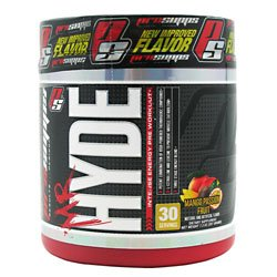ProSupps Mr Hyde Intense Pre Workout Pikatropin gratuit Formula, Fruit de la Passion mangue, 7,4 oz