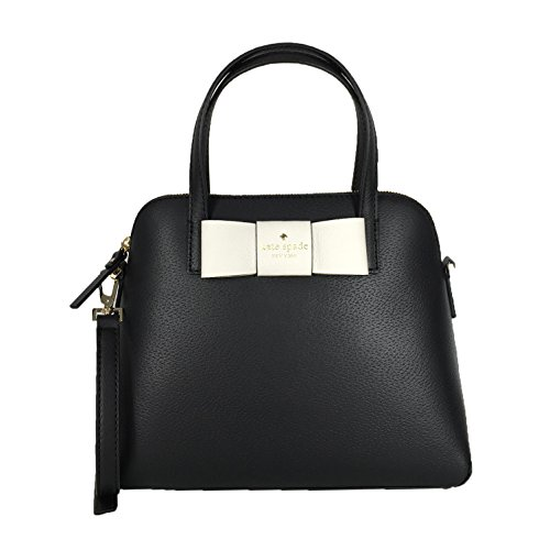 Kate Spade Robinson Street Bow Maise Leather Satchel,, used for sale  Delivered anywhere in USA