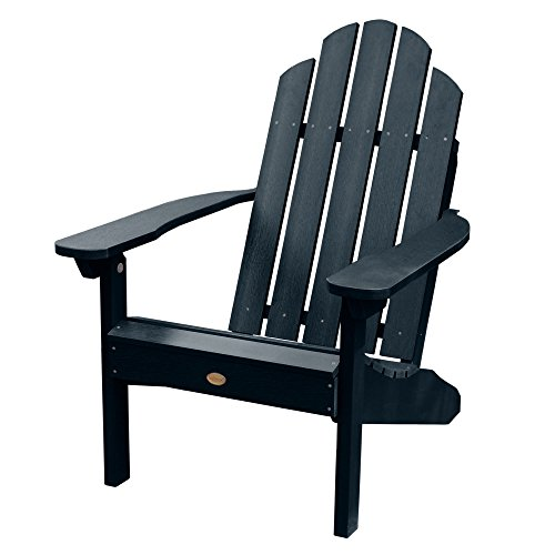 Highwood AD-CLAS1-FBE Classic Westport Adirondack Chair, Federal Blue