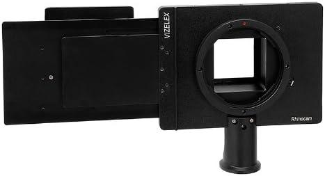 for Shift Stitching Medium Format Sized Images with Hasselblad V Lens Mount Vizelex RhinoCam for Nikon DSLR Cameras FX Full Frame /& DX APS-C