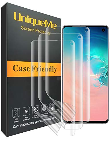UniqueMe [3 PACK] Compatible with Samsung Galaxy...