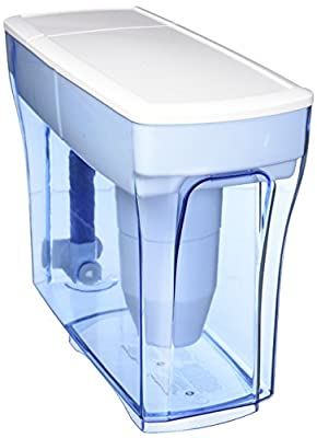 ZeroWater 23 + 7 = 30 Cup Dispenser with Free TDS Meter