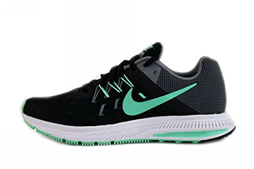 formación Nike Black Wmns Green zoom de WinfloSports Glow Zapatos qrgSXCwg