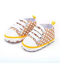 Baby shoes Newborn Toddler Baby Girls Boys Geometric Print Solid Soft Sole Casual Shoes
