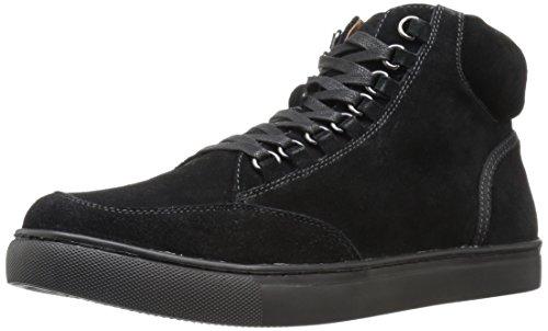 GBX Men's Slack Fashion Sneaker - Black - 11 D(M) US