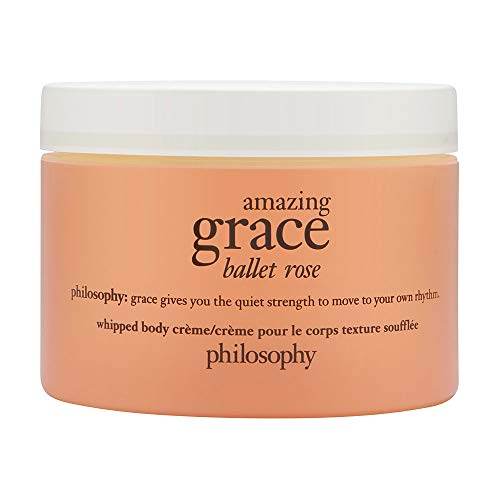(Philosophy Amazing Grace Ballet Rose 8.0 oz Whipped Body Cream)