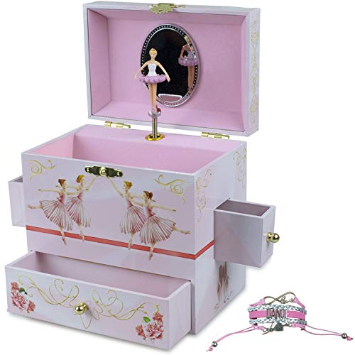 The 10 best black ballerina jewelry box for girls