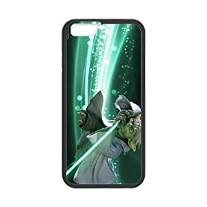 iphone6 plus 5.5 inch Black Star Wars phone case Christmas Gifts&Gift Attractive Phone Case HRN5C322113