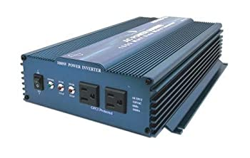Samlex Pst -100s -12a 1000 Watt Dcac Pure Sine Wave Inverter - 12v 0