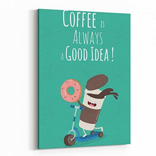 Rosenberry Rooms Canvas Wall Art Prints - Funny