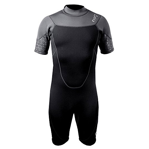 evo Elite 3mm Shorty Wetsuit (Men's) Medium - Elite Wetsuit