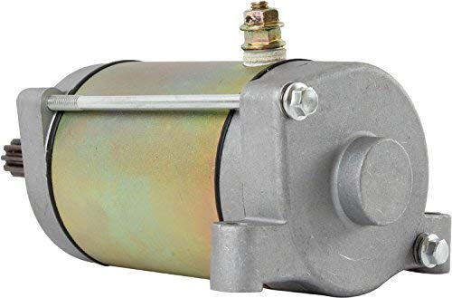 AU CFMoto 500cc CF188 Starter Motor 9 Spline Teeth CF Moto Genuine Part ATV UTV Accreate
