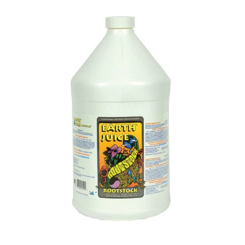 Gel Rootstock - HydroOrganics HOR01501 Earth Juice Rootstock Concentrated Solution Germination Kit, 1-Gallon